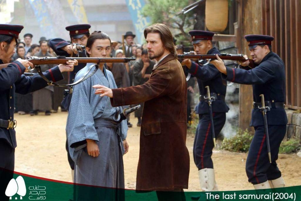 فیلم آخرین سامورایی The Last Samurai
