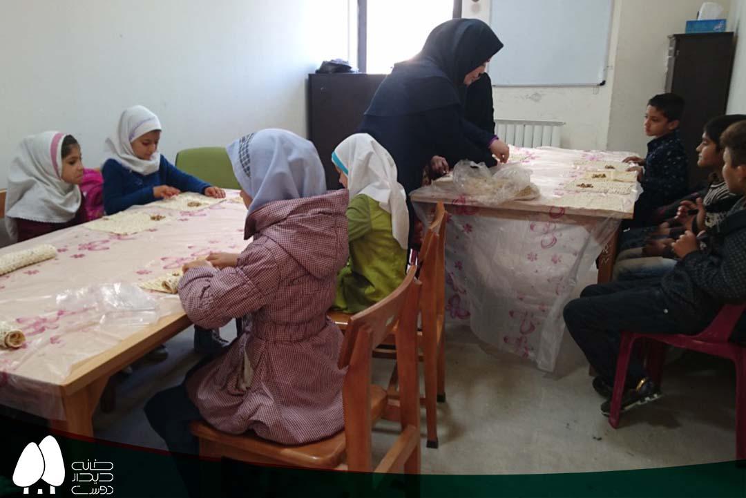 راه اندازی مرکز آموزشی مهارتی در منطقهی سهلآباد