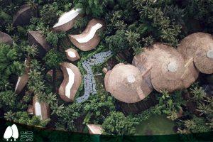 مدرسه سبز بالی در اندونزی